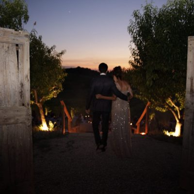 ingresso sposi san donnino