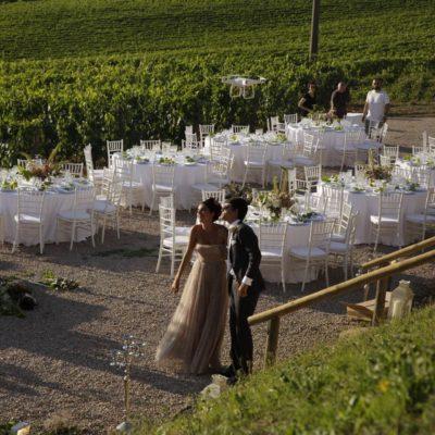 San donnino winery sposi giorno