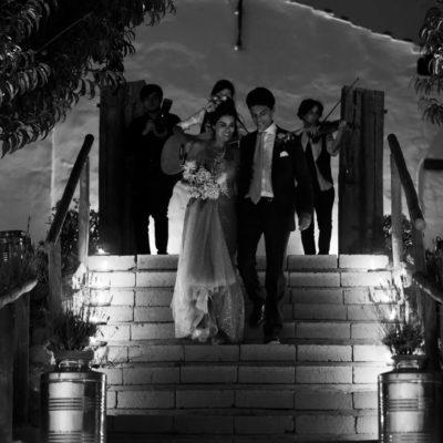 sposi san donnino bianco e nero