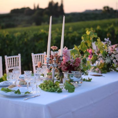 tavola sposi san donnino winery