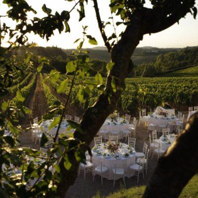 vista matrimonio san donnino winery